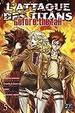 Attaque Des Titans (l') - Before the Fall Vol.5