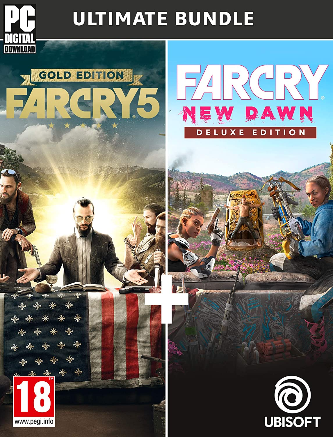 Far Cry New Dawn Limited Edition (Exclusive to Amazon co uk) (Xbox