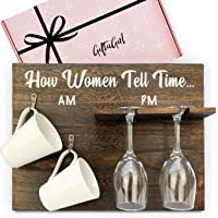 Very Popular Birthday Gifts for Women - They're Cheeky, but Ideal Unique Gifts for Women Who Has Everything, Unique Wine…