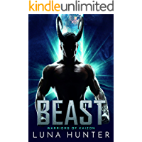 Beast: A Sci-Fi Alien Romance (Warriors of Kaizon Book 1)