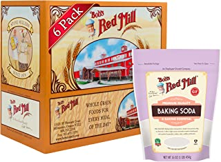 product image for Bob's Red Mill Resealable Baking Soda, 16 Oz (6 Pack)