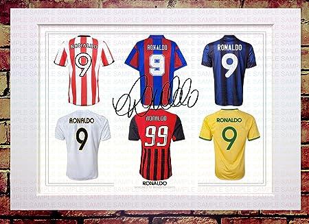 wholesale dealer 015da 889d4 ronaldo lima jersey