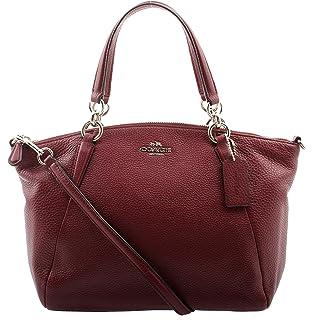 Amazon.com  Coach Christie Carryall in Crossgrain Leather  Clothing 0e88ece71c559