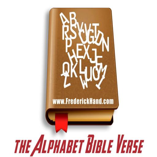 Frederick Hand Alphabet Bible Verse Challenge