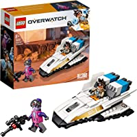 LEGO Overwatch Tracer vs. Widowmaker 75970 Playset Toy