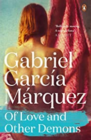 Of Love and Other Demons (Marquez 2014) (English Edition)