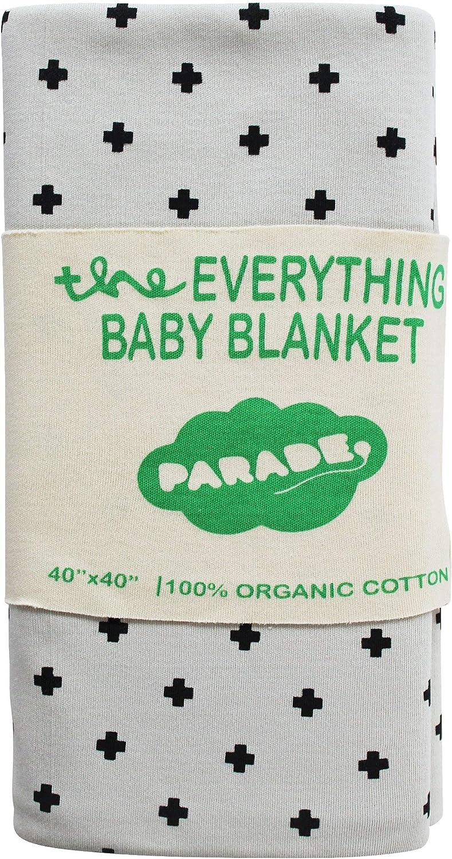 PARADE ORGANICS Everything Baby Blanket