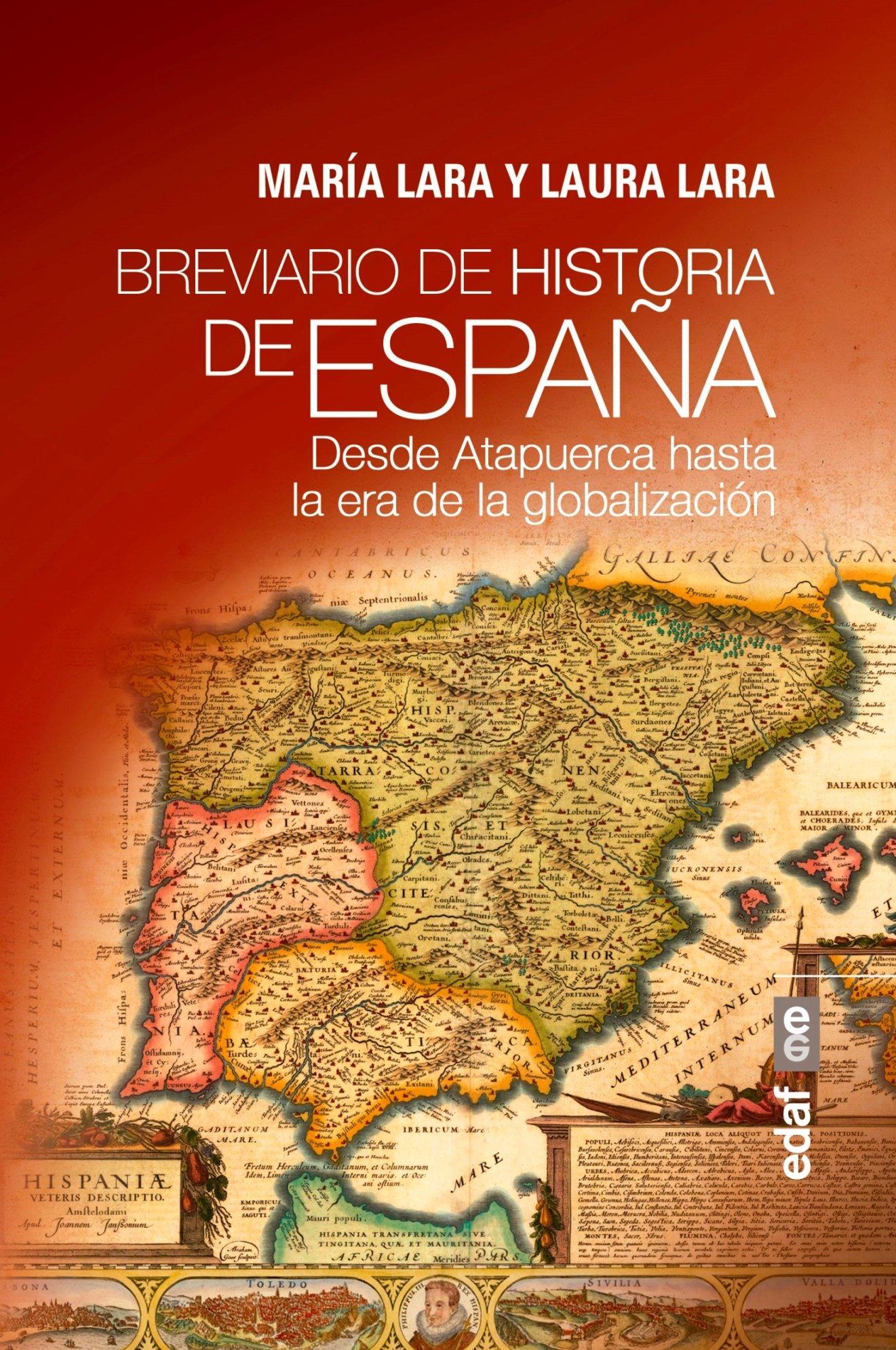 Breviario de la historia de Espana (Spanish Edition): Maria Lara, Laura Lara: 9788441438743: Amazon.com: Books