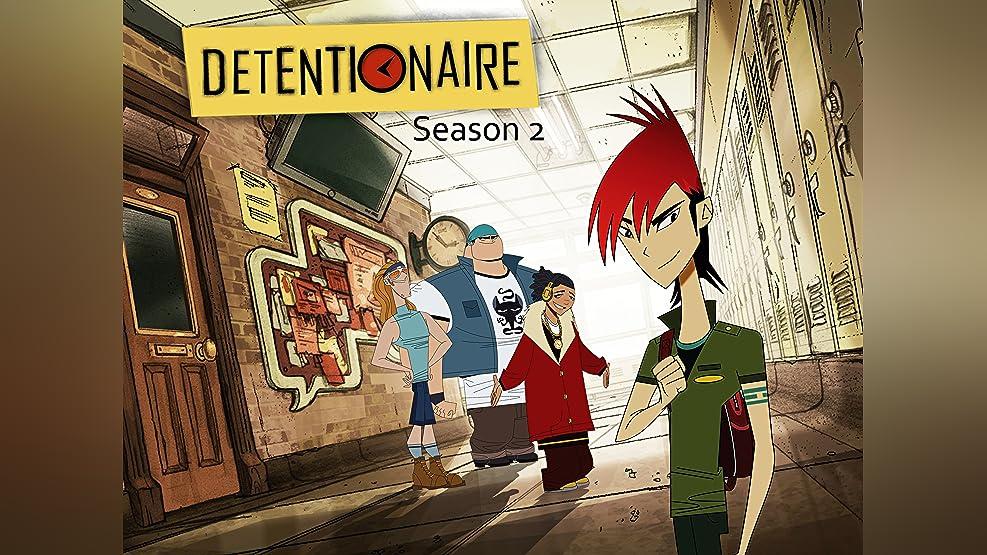 Detentionaire - Season 2