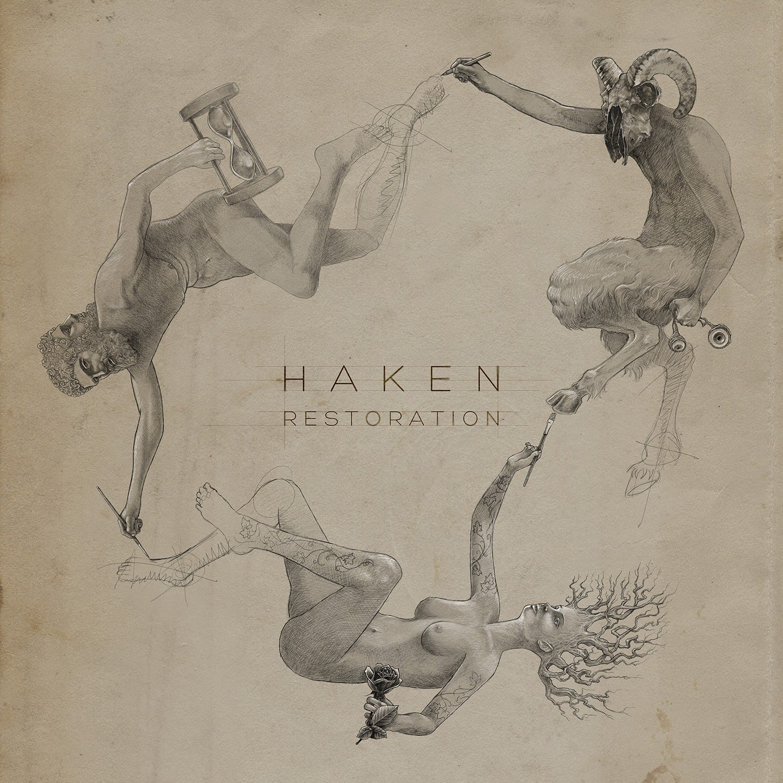 CD : Haken - Restoration Ep (Germany - Import)