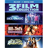 Bill & Ted Face the Music/Bill&Ted Bogus Journey/Bill&Ted Excellent Adventure (3 Film Bundle/Blu-ray)