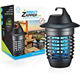 Livin Well Electric Bug Zapper - Mini Insect Zapper Mosquito Killer Trap 5W UVA Mosquito