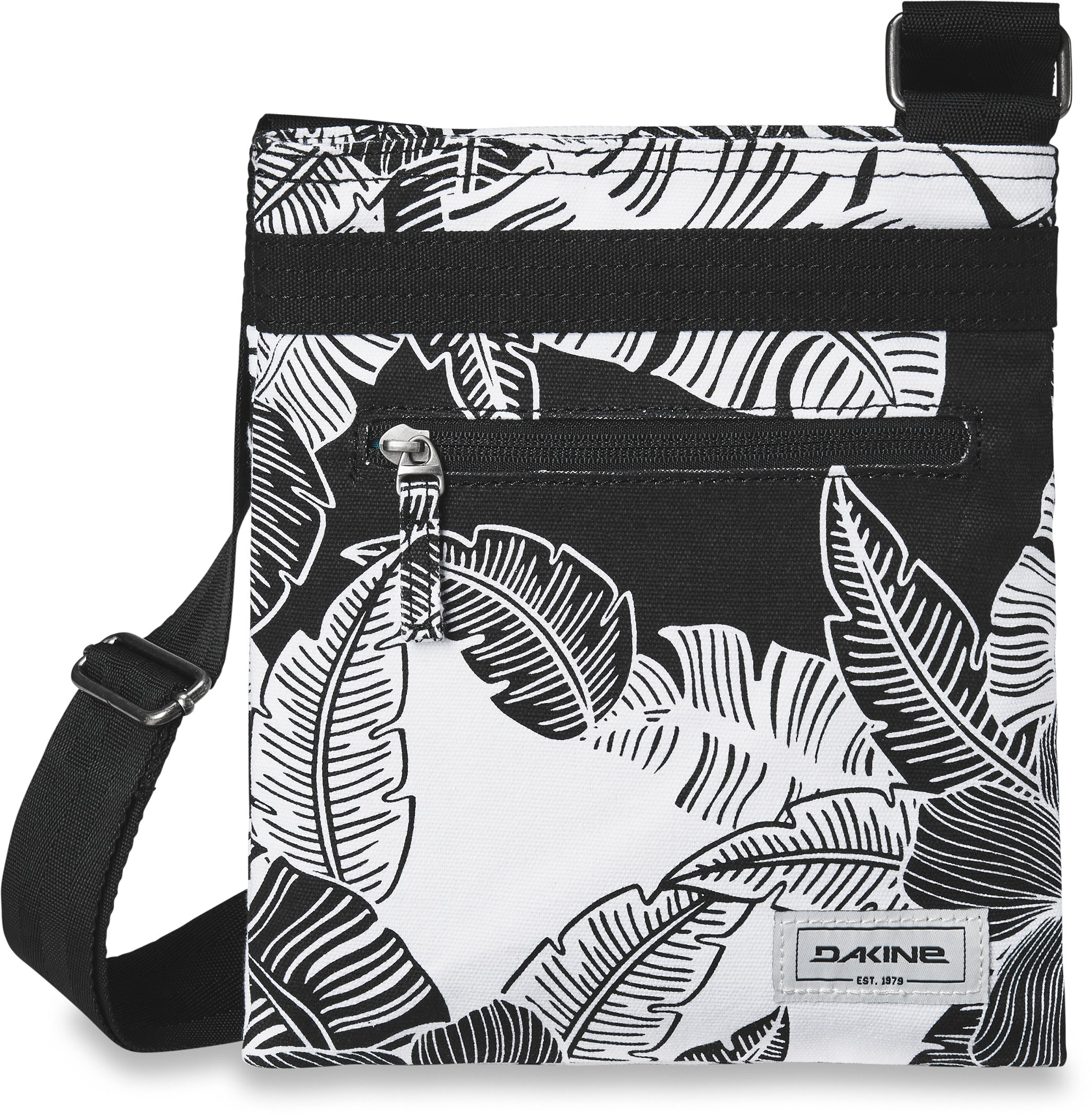 Dakine Women's Jive Canvas Cross Body Bag, Hibiscus Palm Canvas, One Size