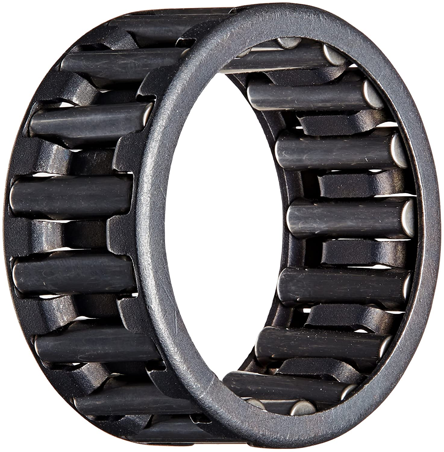 PESARO K 23X35X16 Roller Bearing Metric 16mm Width 23mm ID 35mm OD Cage and Roller Ford 6157560 Open End Single Row