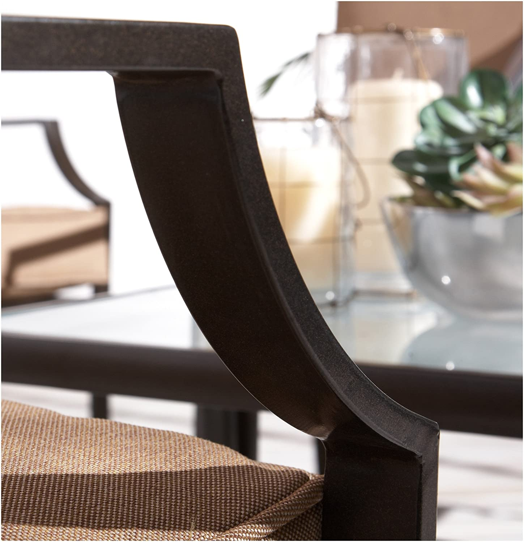 Amazon Strathwood Brentwood 4 Piece Outdoor Furniture Set