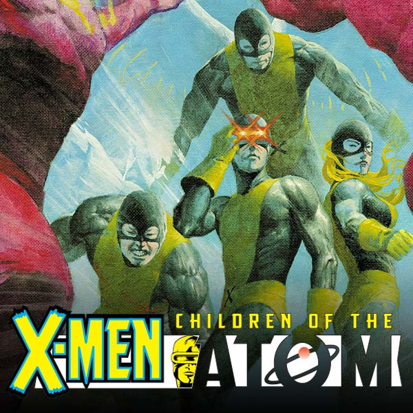 X-Men: Children of the Atom (1999-2000) (Issues) (6 Book Series)