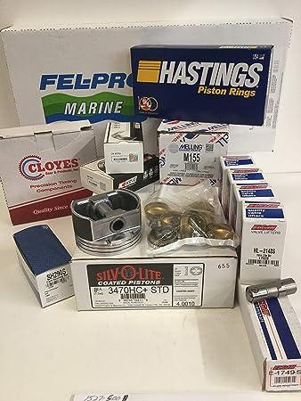 Mercruiser//OMC//Volvo Penta Chevy 5.7 5.7L 350 Marine Camshaft//Cam+Lifters Kit