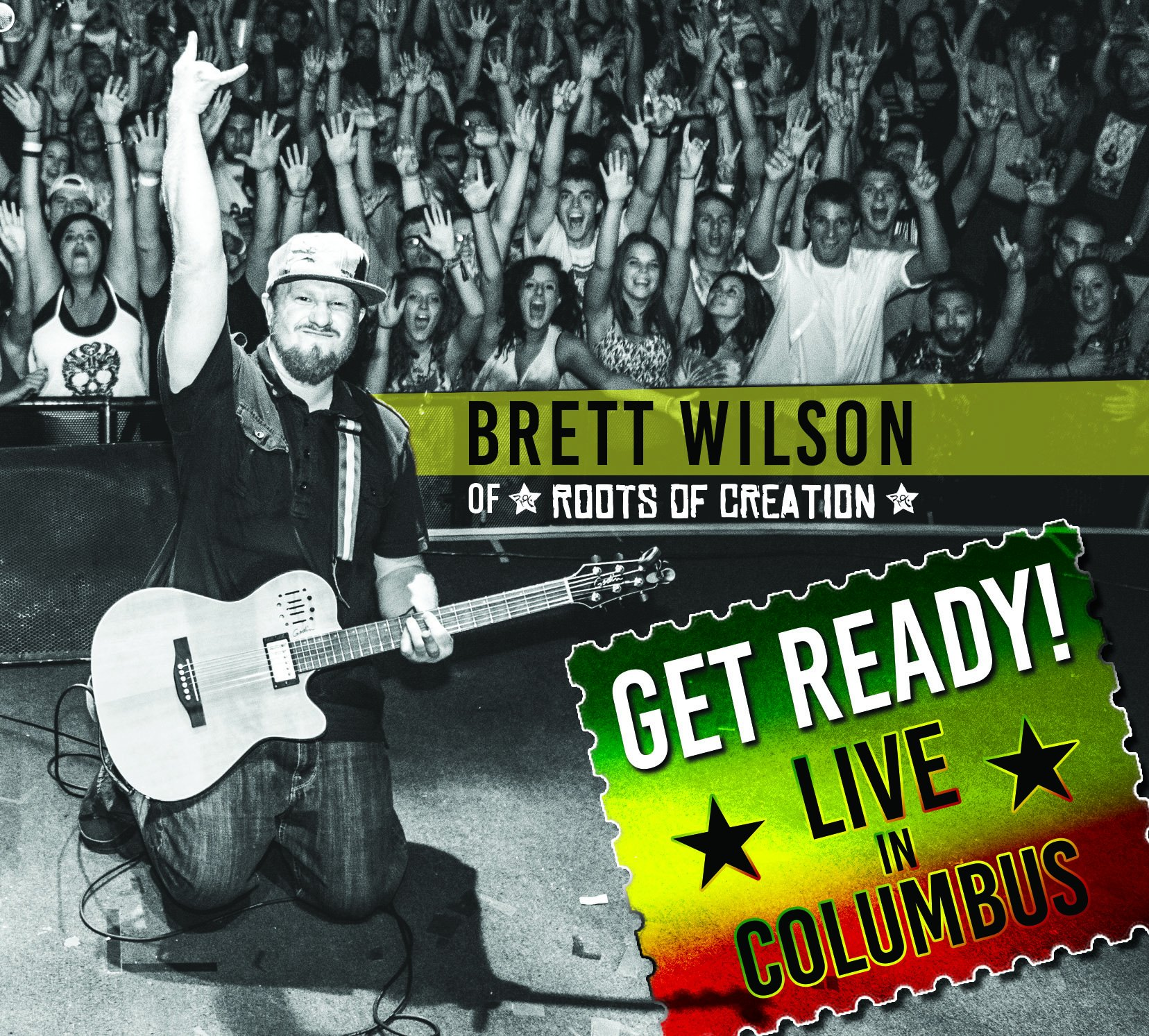 CD : Brett Wilson - Get Ready: Live In Columbus [explicit Content] (Digipack Packaging)