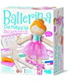 4M Girl Crafts Kit Realizza Una Ballerina