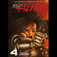 Battle Angel Alita Vol. 4 (English Edition)
