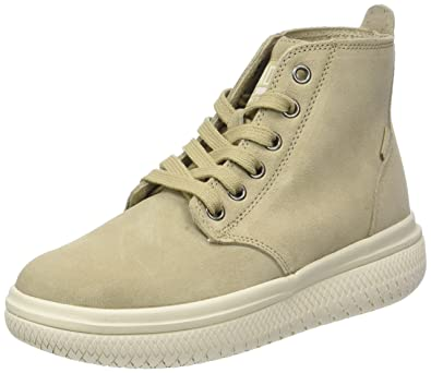 Palladium Crushion SU U, Baskets Hautes Mixte Adulte, (Major Brown), 37 EU
