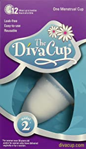 Best Menstrual Cups: The Diva Cup