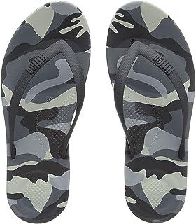 d59db975bdd Fitflop Men s Iqushion Ergonomic Flip-Flops Open Toe Sandals  Amazon ...