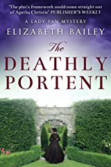 The Deathly Portent (Lady Fan Mystery Book 2)