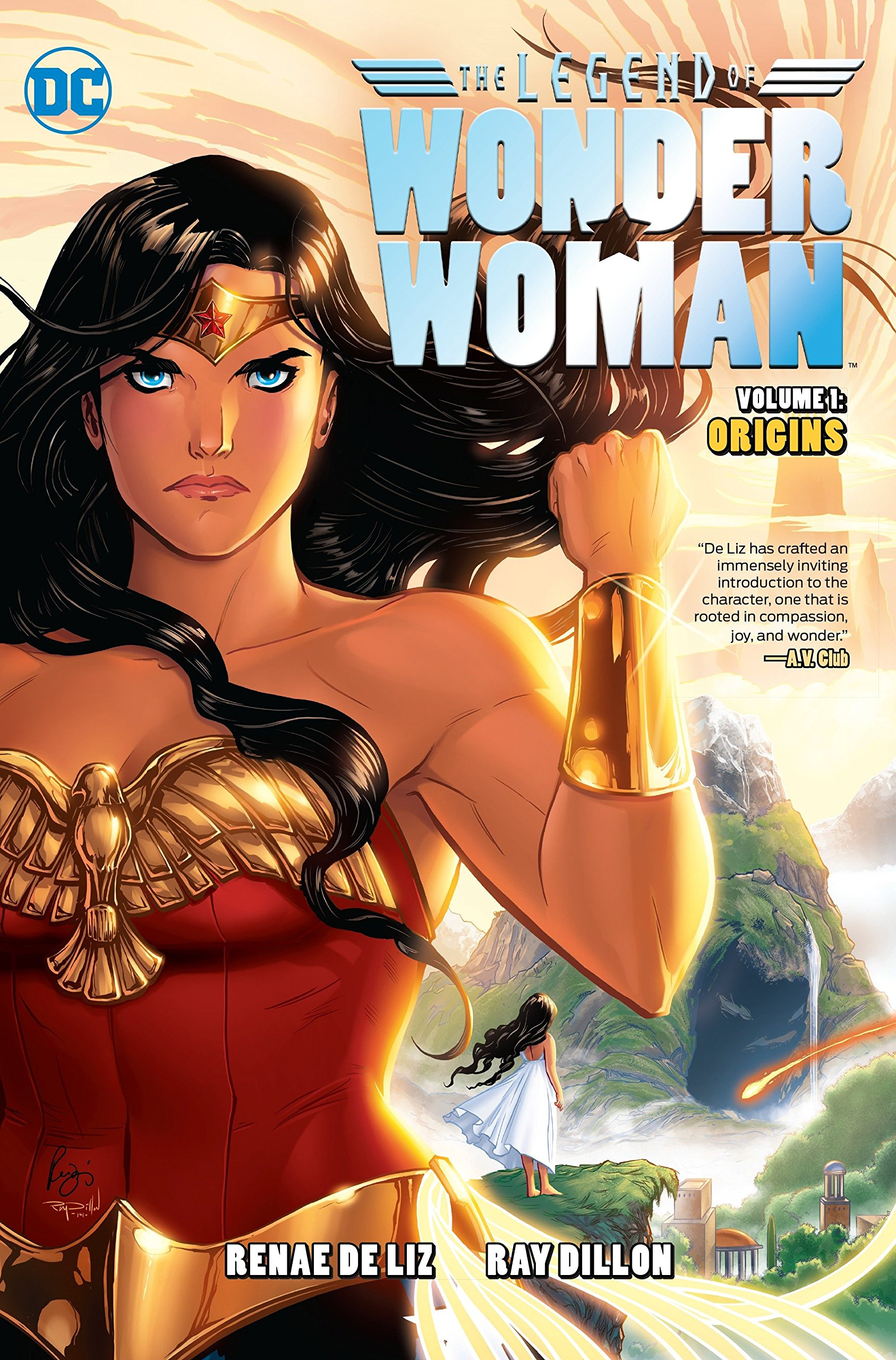 Read Online The Legend of Wonder Woman Vol. 1: Origins ebook