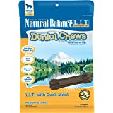 Natural Balance Dental Chews Dog Treats