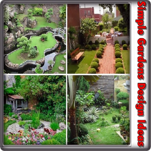 Simple garden design ideas appstore for android for Garden design amazon