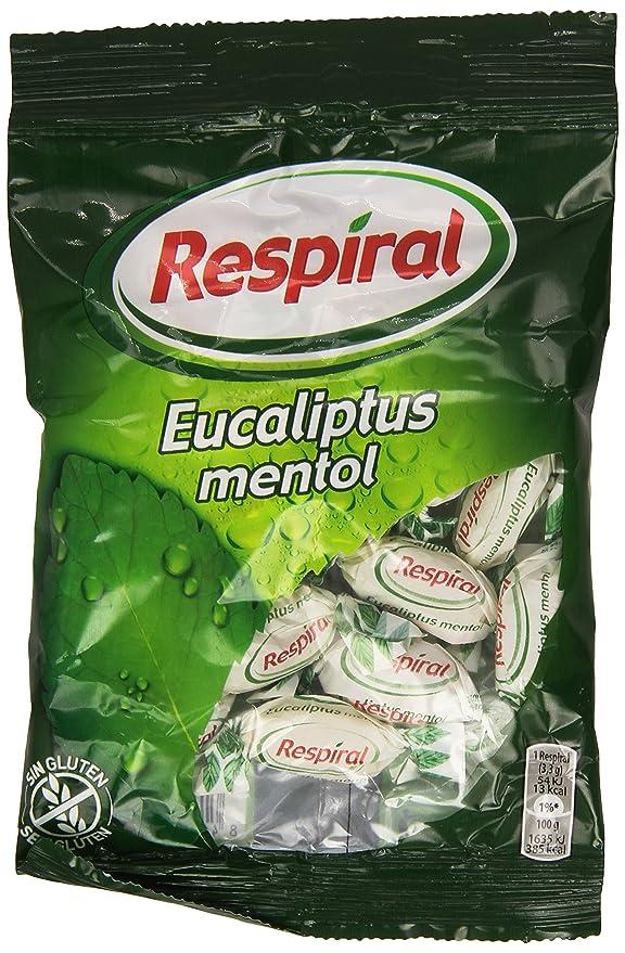 Respiral Eucaliptus Mentol Caramelo Duro Refrescante - 60 g: Amazon.es: Amazon Pantry
