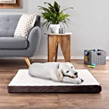 PETMAKER Pet Bed Bamboo Charcoal Infused Odor Resistant Foam Collection