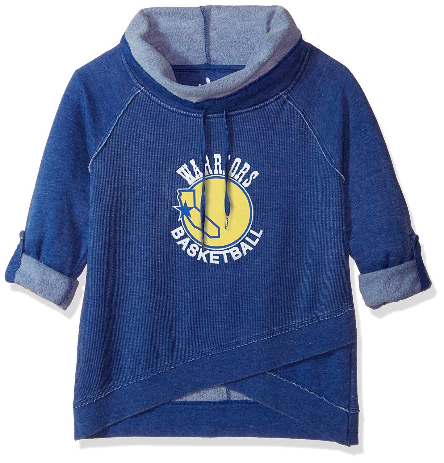 Touch by Alyssa Milano Women's Hardwood Classic Wildcard Top Royal, XLarge