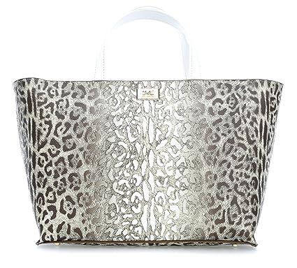 brand new 758d0 85c6e Roberto Cavalli Class #ColorLeo Handtasche gold: Amazon.de ...