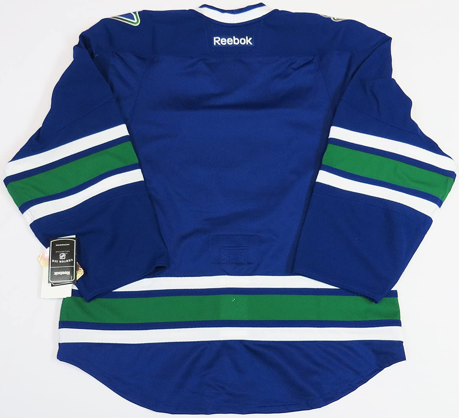 finest selection d320d 0e2ad Vancouver Canucks Authentic Third Reebok Edge 2.0 7287 Hockey Jersey