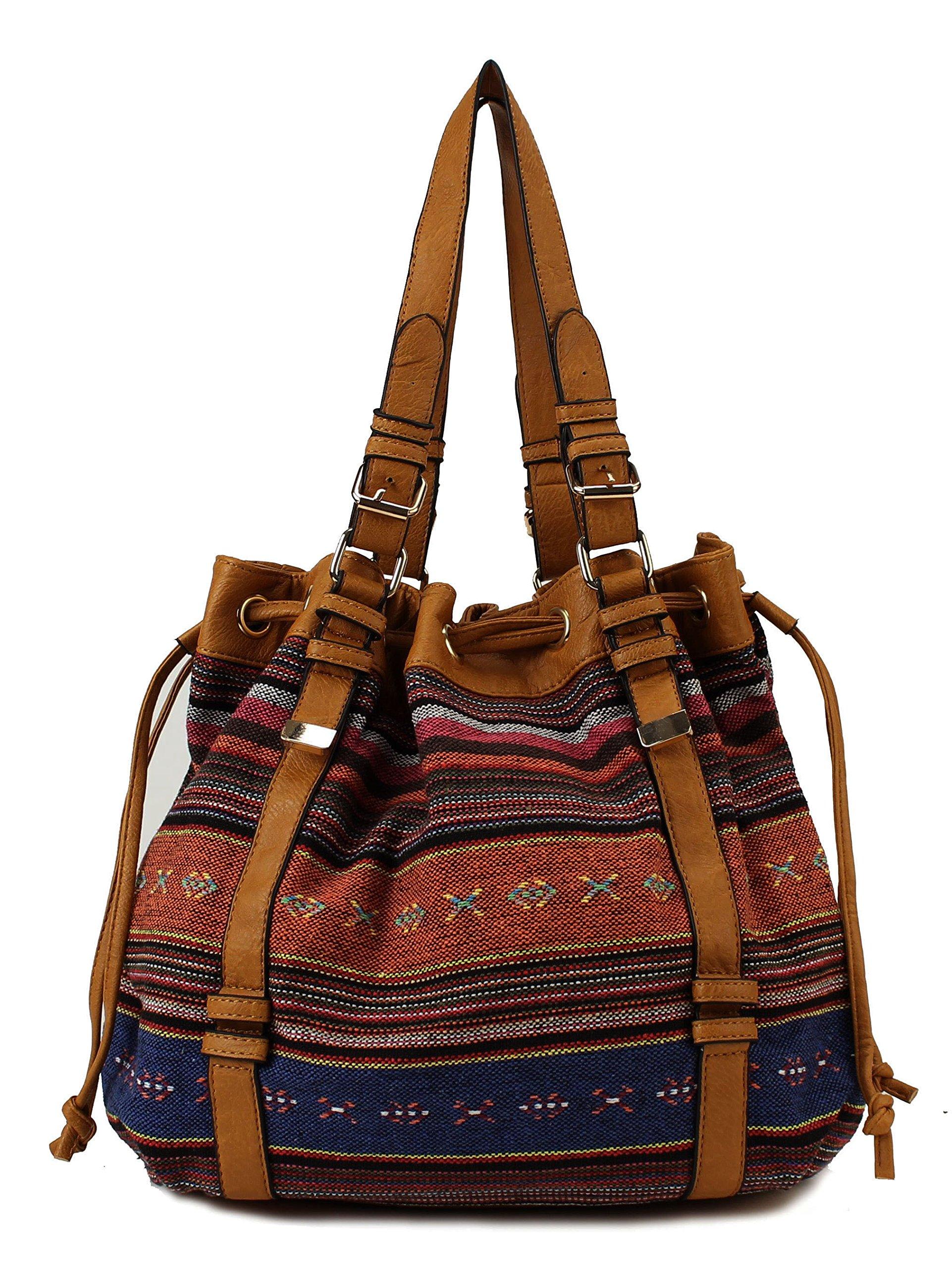 Scarleton-Striped-Pattern-Jacquard-Drawstring-Bag-H1567