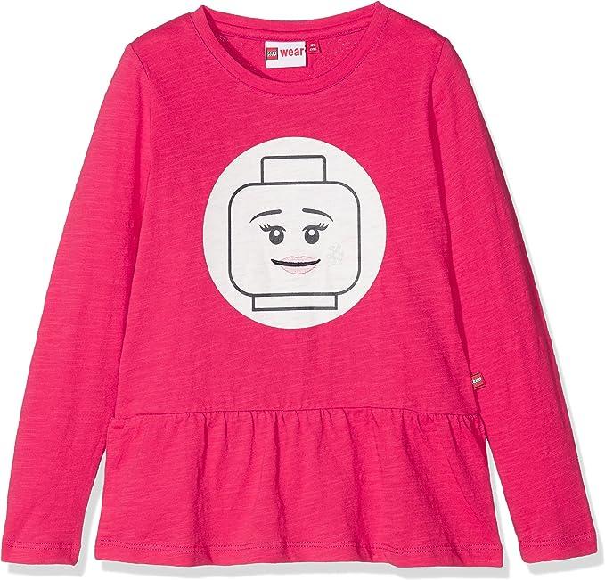 Lego Wear Maglietta a Maniche Lunghe Bambina