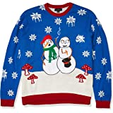 Blizzard Bay Men's Ugly Christmas Sweater Snowman