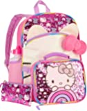 Hello Kitty 5-Piece Backpack Set With Lunch Bag