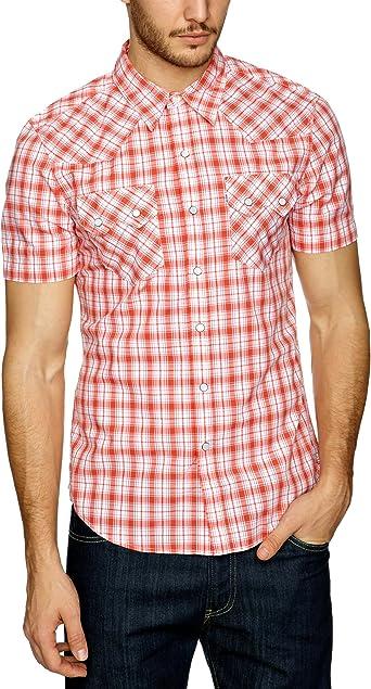 Levis Sawtooth Western Camisa para Hombre