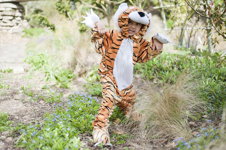 Tiger Kinderkostüm 2-3 Jahre / 98cm