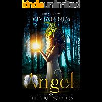 Romance: Angel-The Fire Princess: Vampire, Werewolf, Shifter, Fantasy Romance (Witches, Wizard Romance)