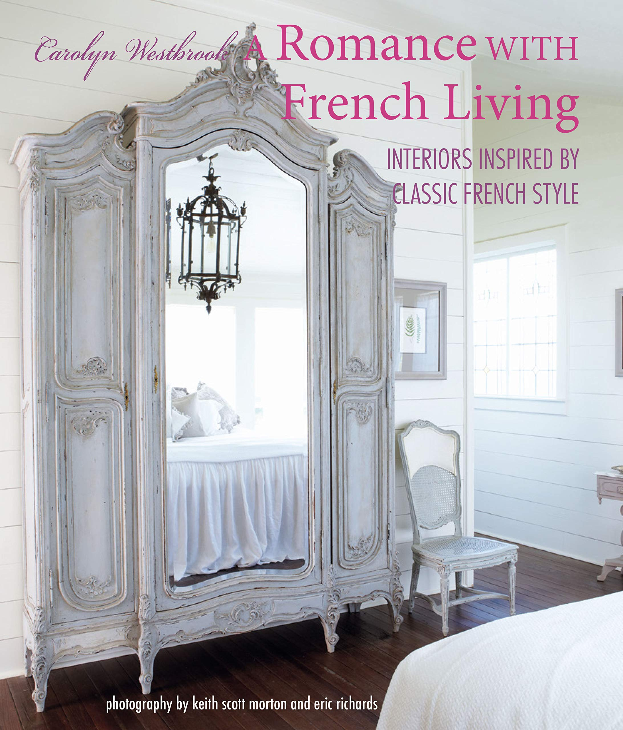A Romance with French Living: Interiors inspired...