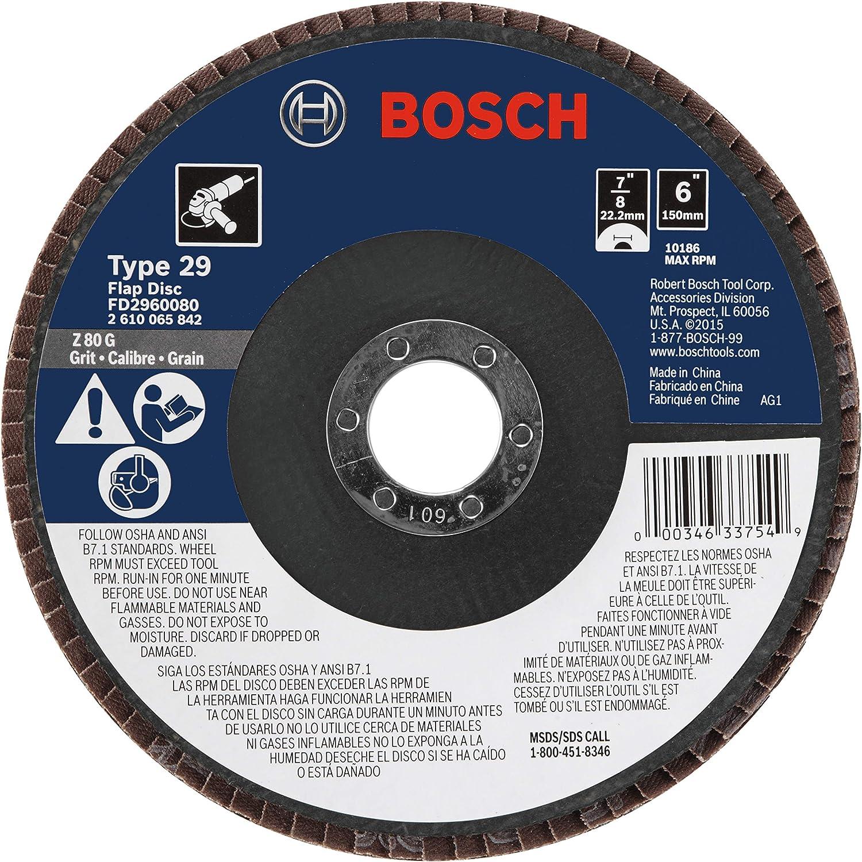"Illinois Industrial Tool 10 pieces 80 Grit 2/"" Flap Wheel Set"