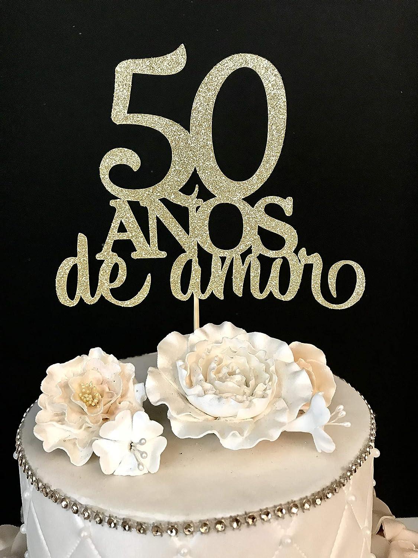 50 Años de Amor 50 Años de Amor Sugar Plum Creations
