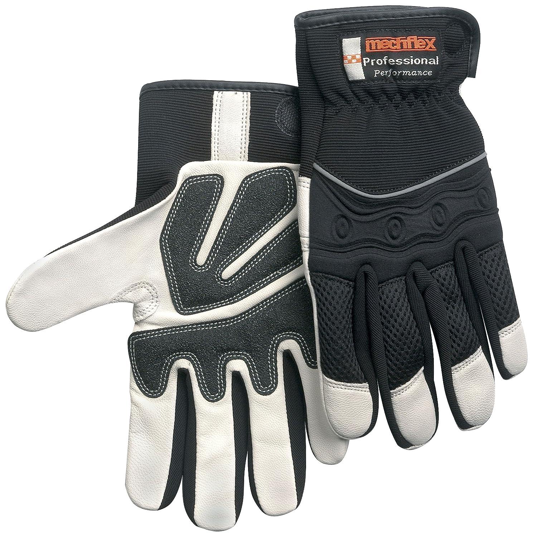 Chicago Protective Apparel Mechflex Slip-On Utility Glove 2XL Chricago Protective Apparel MX-57-2XL