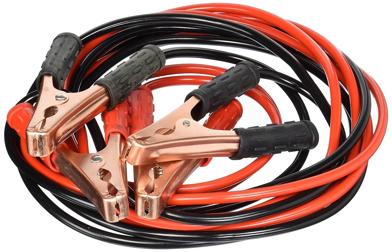 Amazon.com: Zone Tech ET0007 12\' 200 AMP 10 Gauge Booster Cable ...