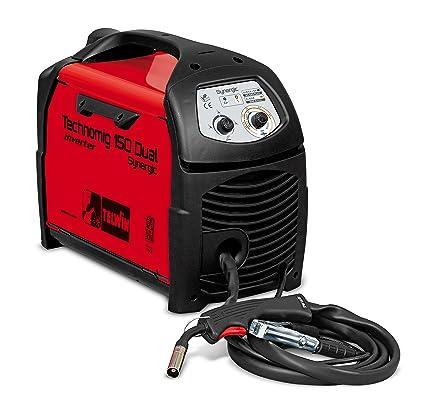 Telwin TE-816050 Equipo de soldadura de hilo 1.2 W, 230 V, Rojo