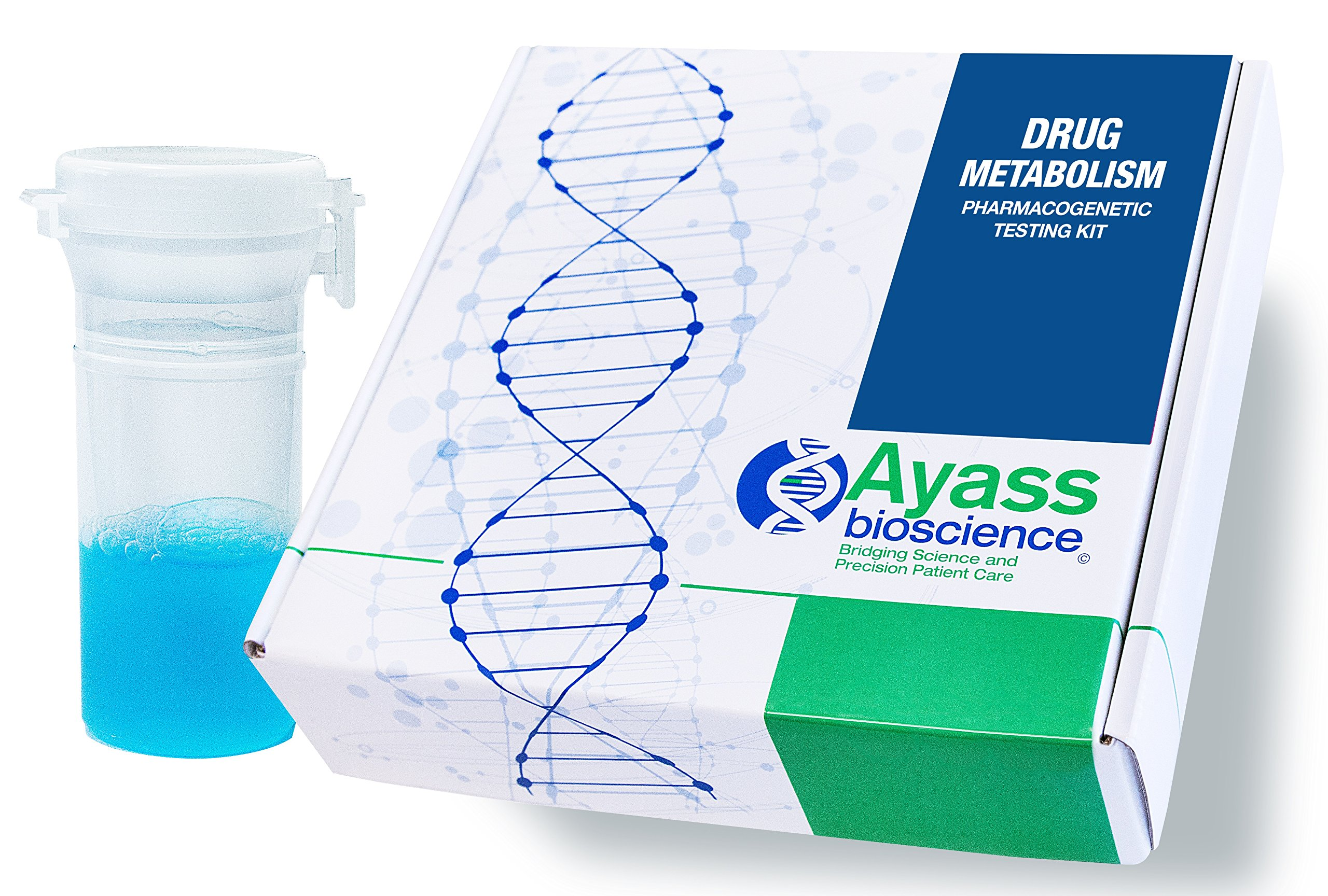 Ayass Bioscience Drug Efficacy Test Kit